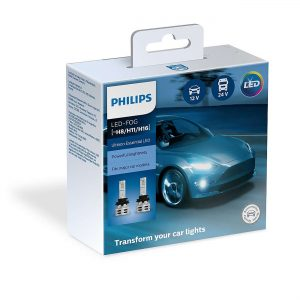 Philips H8/H11/H16 Ultinon Essential LED Fog